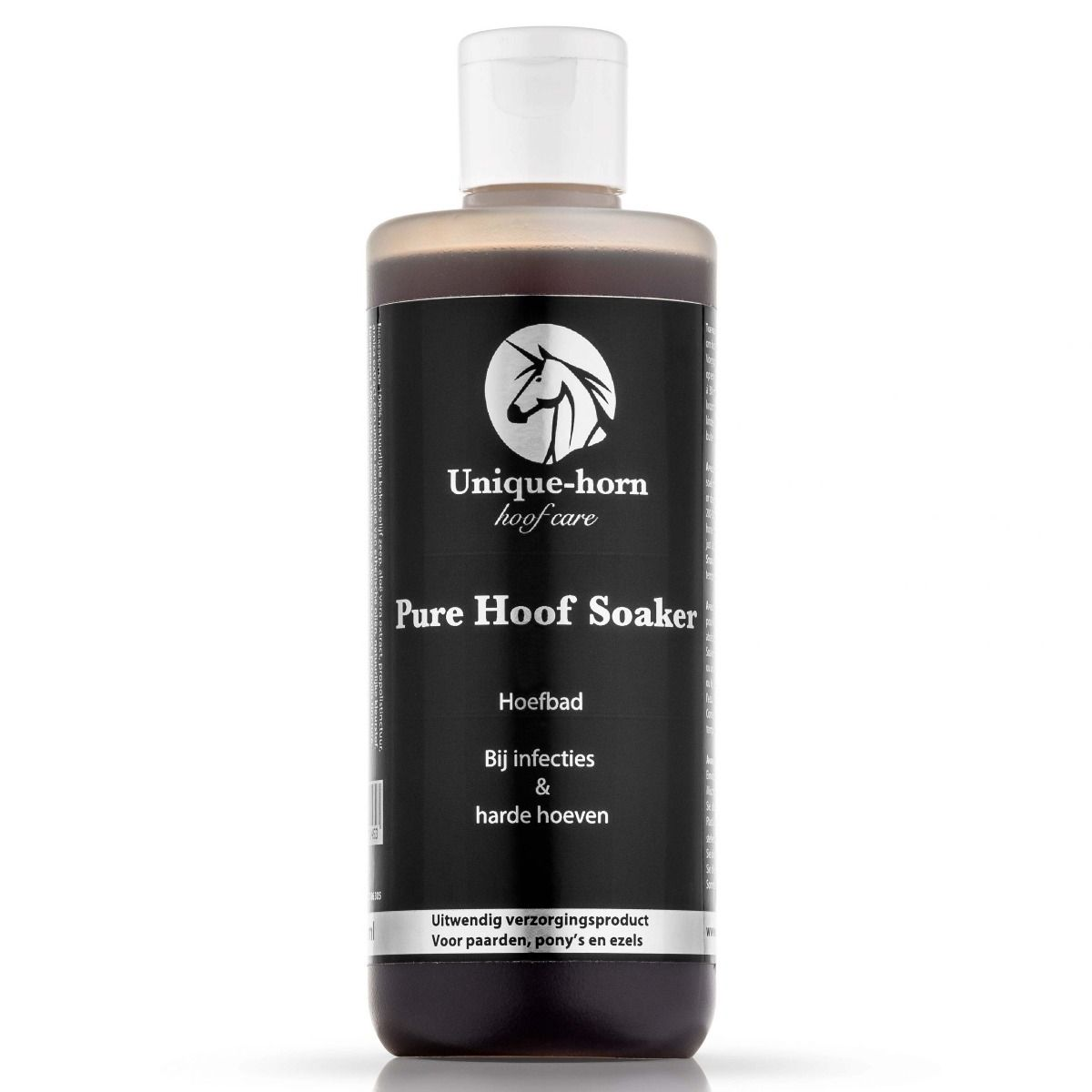Foto van Unique-horn Pure Hoof Soaker 250ml