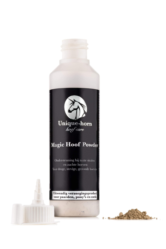 Foto van Unique-Horn Magic Hoof Powder